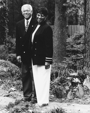 Harold and Lucille Webb